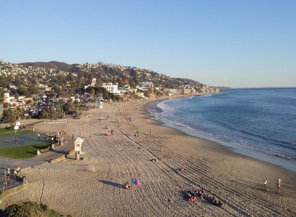 Main Beach Park Address Laguna Beach