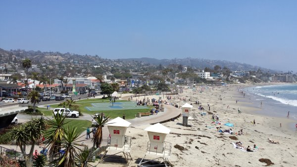 Main Beach Park Activities Photos Laguna Beach