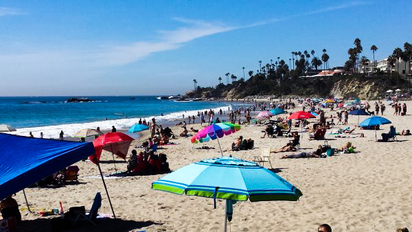 Main Beach Park Laguna Beach